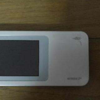 ポケットWi-Fi speed NEXT w01