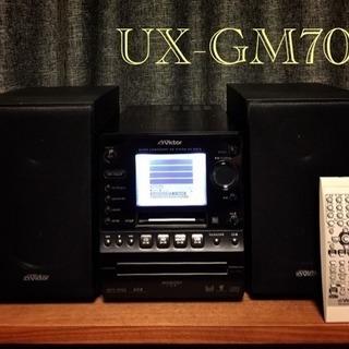 Victor JVC UX-GM70-B