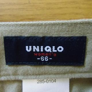 値下げ!ユニクロ スカート W66㎝💛美品1⃣ - 服/ファッション