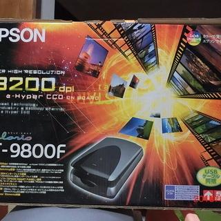 EPSON/カラリオ・スキャナ GT-9800F 大幅値下げ¥1...