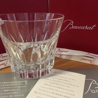 Baccarat グラス 新品2個
