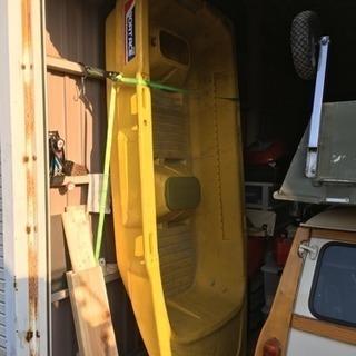 RYOBI リョービ ROB-25 トランサム付き