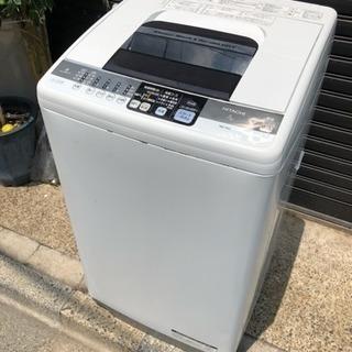 2012年製日立全自動洗濯機7キロ