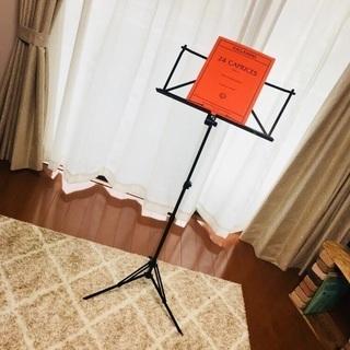 ヴァイオリンのプライベートレッスン生徒募集