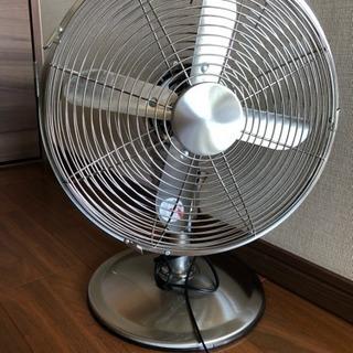 メタル扇風機