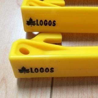 ロゴス 新品 未使用 ペグ 23センチ 6本