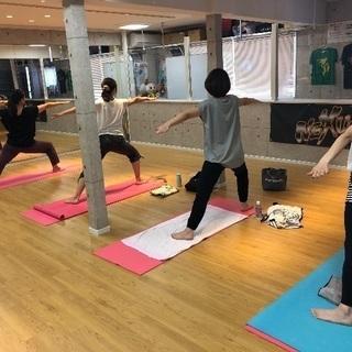 石神井中学校 すぐ♬ 初心者向け ヨガ教室 YOGA LIFEゆるり