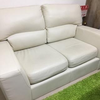 キャンセルの為 2人掛けソファ