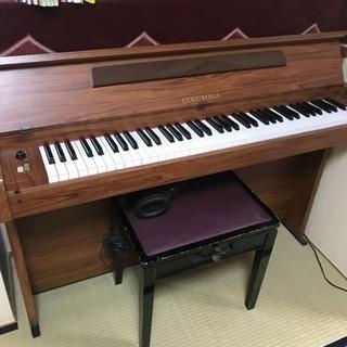 コロムビア製 レトロな電子ピアノ