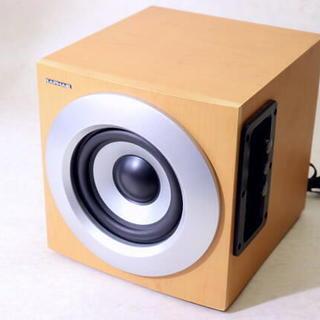 RAPHAIE 美低音品 アンプ内蔵ウーファー SW-X55
