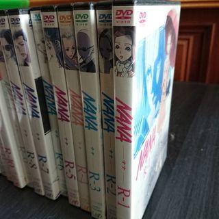 DVD、アニメNANA全巻