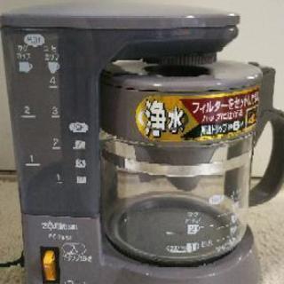 ZOJIRUSHI コーヒーメーカ...
