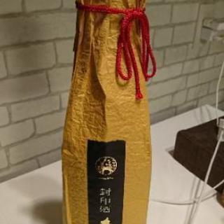 封印酒 春鹿 純米吟醸 1.8L