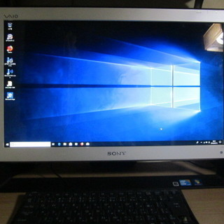 お取引中(期間限定)SONY  一体型PC