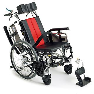 値下げ◾️MiKi 車椅子 TR-1 美品中古 使用小 定価17...