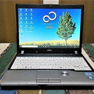 12.1型/重さ1.29kg/移動用に最適/高性能Core i5/...