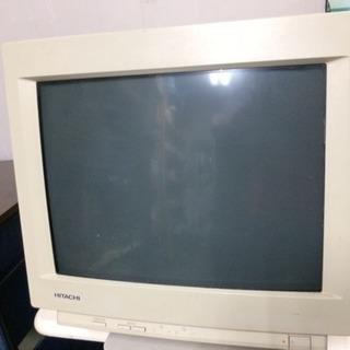 レトロ  希少  日立 パソコンモニター  PC-DC1552  ...