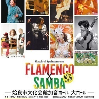 FLAMENCO × SAMBA