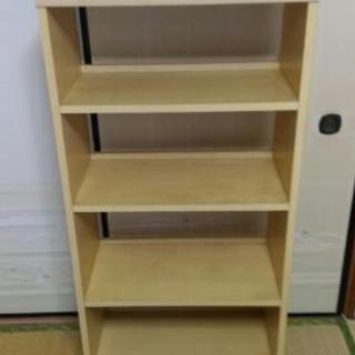 木製本棚 中型サイズ