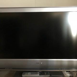 32型Sonyテレビ