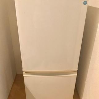 SHARP 2ドア冷蔵庫(2006年製)