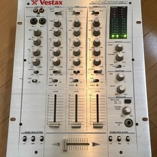 DJ ミキサー vestax PCV-275