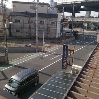 事務所・居宅4DK付倉庫 延125㎡ 駅6分 11m道路に面する ...