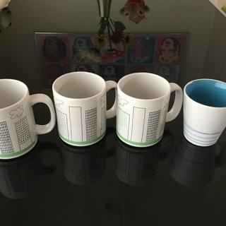 IKEAマグカップ