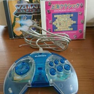 ゲームボーイコントローラー&ゲームソフト