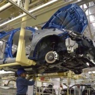 車体製造のお仕事。年収400万円も可能です^ ^