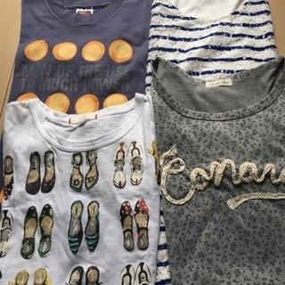 Tシャツ レディース 合計7枚でお安くします。