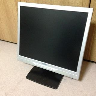 I・O DATAの17インチ液晶モニター(ディスプレイ) LCD-...