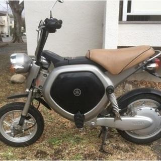 ヤマハ EC-02 電動バイク