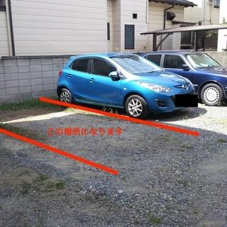 本八幡 文化会館近く 駐車場貸します (一台)