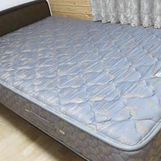 セミダブルベッドあげます! 交通費2000円プレゼント!