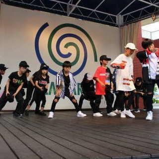 【男子募集】3/28体験会!小5~中学生、ダンス未経験も大歓迎!!