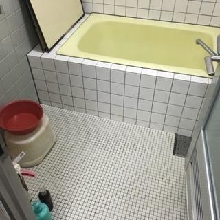 浴室、洗面所など水廻りのお悩み解決致します☆