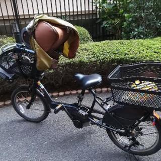 売ります 子ども乗せ自転車 電動 前乗せ 2016 ヤマハ PAS...
