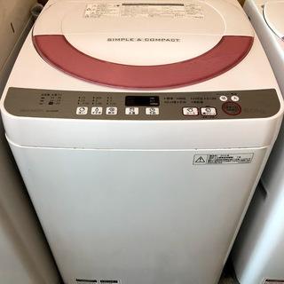 【送料無料・設置無料サービス有り】洗濯機 2016年製 SHARP...