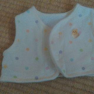 美品 新生児羽織り