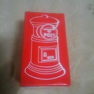 【新品】レトロな郵便ポストの貯金箱 - 佐倉市