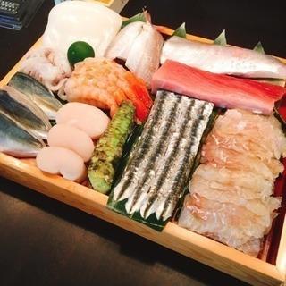 【寿司】炙り縛りの寿司パーティ解禁