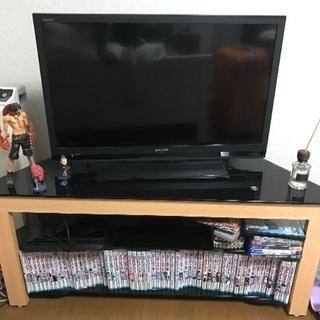 テレビ台を譲ります。