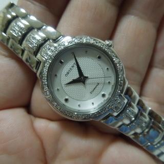 オリエント 50周年モデル ダイヤモンド