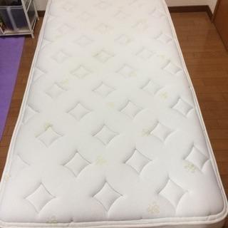 シングルベッド(マット)+すのこベッド