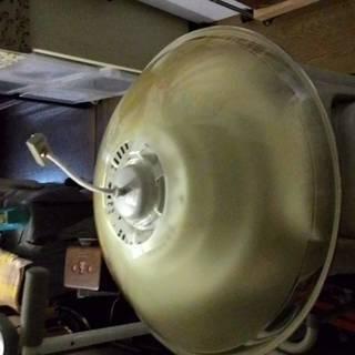 電気の傘 シーリングライト④