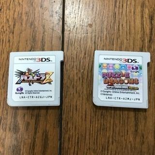 パズドラ 3DSソフト
