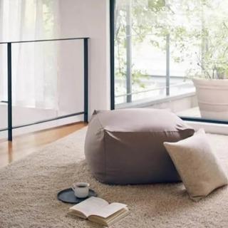 美品 無印良品 体にフィットするソファ