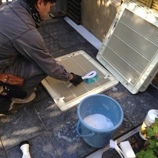 「京滋の清掃会社.jp」ハウスクリーニング、エアコンクリーニングスタッフ 未経験者、経験者、独立大歓迎! − 京都府