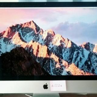 iMac 27インチ(Late2013)